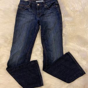 Joe's Jeans Honey Womens Denim Blue Jeans Size 28